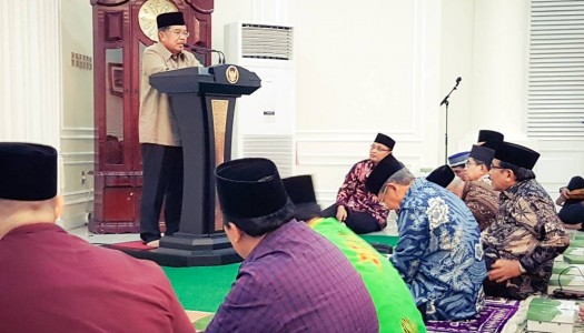 Wapres Kalla: Suasana Keislaman di Indonesia Sangat Terasa Saat Ramadhan
