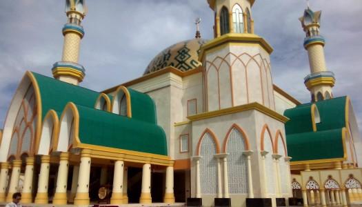 Sejuta Pesona Ramadhan Masjid Hubbul Wathan, Islamic Centre NTB