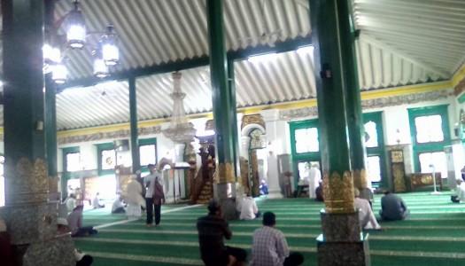 Jejak Historis Masjid Agung Palembang di Bumi Sriwijaya