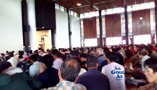 Video: Profil Arsitektur Masjid Salman, ITB
