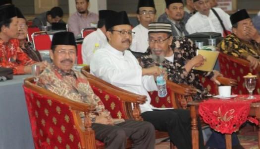 Wagub Jatim: Masjid-Masjid Harus Bersertifikat Dengan Fasilitas dan Standar Tertentu