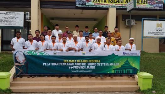 Alhamdulilah, DMI Telah Perbaiki 30.189 Akustik Masjid/ Musholla