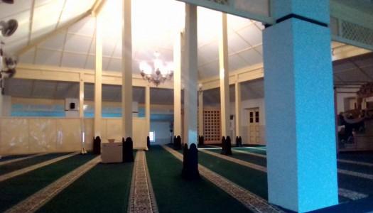Masjid Besar Pakualaman, Pura, dan Sri Paku Alam II