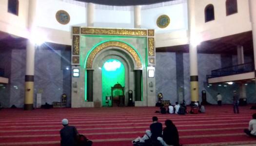 Masjid Raya Bandung, Asia-Afrika, dan RAA Wiranatakoesoemah II (1)