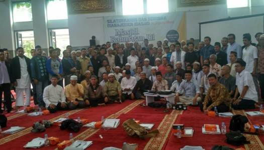 DMI DKI Selenggarakan Seminar Manajemen Masjid Se-Jakarta Utara
