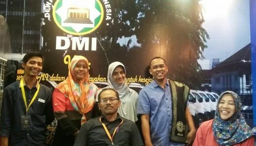 """DMI Jatim, Peserta Aktif """"Majapahit Grand Movement"""""""