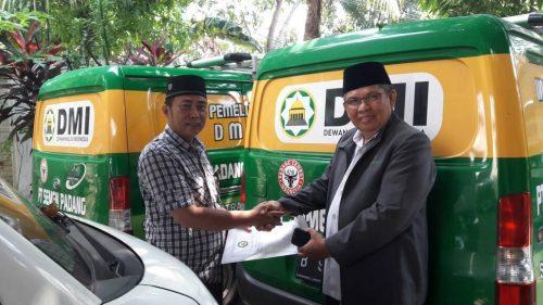 DMI Sulsel Operasikan Tiga Unit Mobil Akustik Masjid