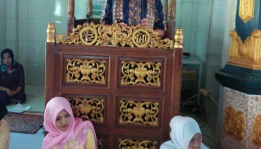 DMI Herlang Selenggarakan Pelatihan Imam dan Khatib Masjid