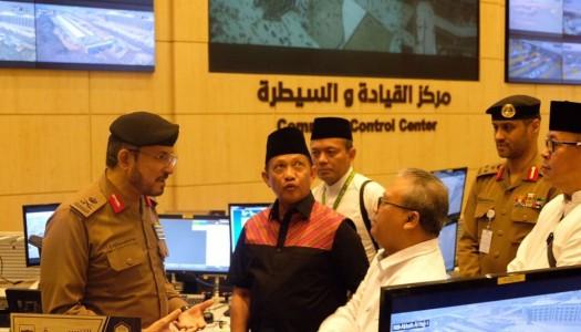 Kapolri Jenderal Tito Titipkan WNI kepada Kepala Polisi Arab Saudi