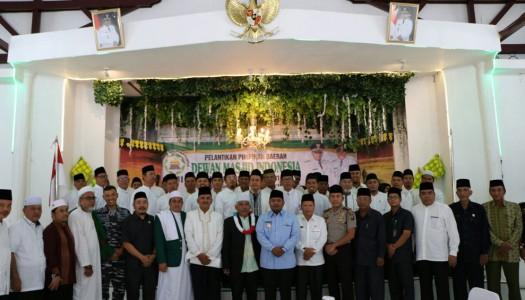 DMI Sumut Kukuhkan Kepengurusan DMI Kota Tanjungbalai 2017-2022