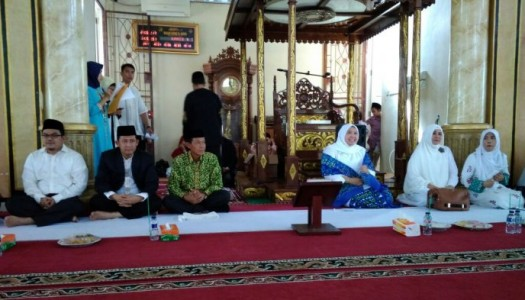 Wabup Bambang Bayu Suseno, Ketua DMI Muaro Jambi 2017-2022