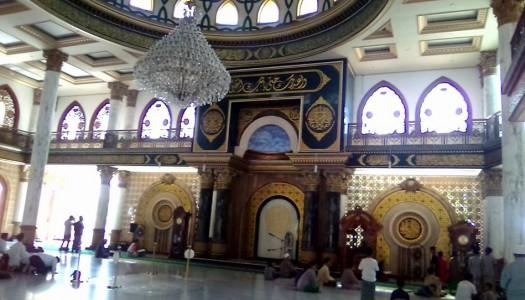 Masjid Syaichona Mochammad Cholil, Bangkalan, dan NU (1)