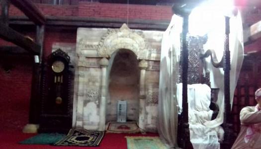 Azan Pitu dan Otentisitas Masjid Agung Sang Cipta Rasa