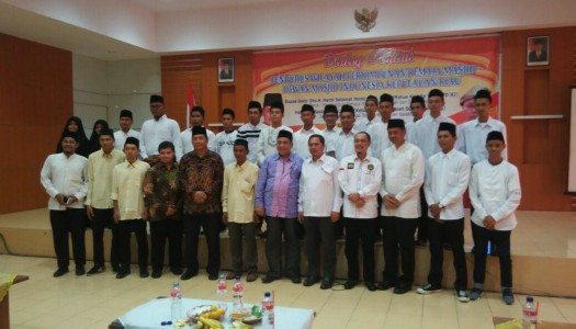 DMI Kepri Kukuhkan Kepengurusan PW PRIMA DMI 2017-2020