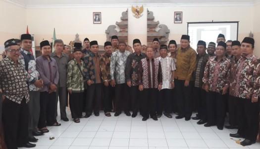 Pra Muktamar, DMI Bali Selenggarakan Rakorwil IV