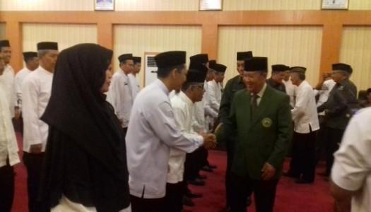 DMI Sulsel Kukuhkan Kepengurusan DMI Bantaeng 2017-2022