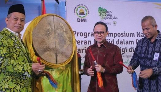 DMI: Empat Kelebihan Masjid Sebagai Destinasi Pariwisata Halal