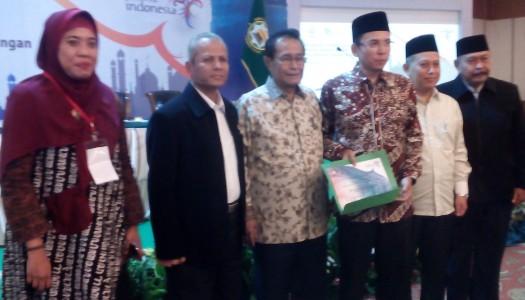 Syiarkan Pariwisata Halal, DMI Gandeng ASITA-BPJPH dan Pemprov NTB-Banten