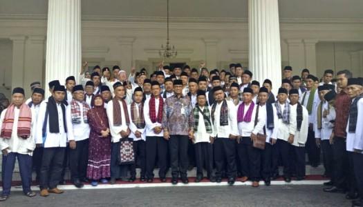 Gubernur Anies Lepas Umrah 147 Marbot Masjid