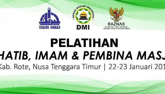 Pengkaderan Pengurus Masjid