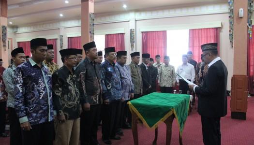 DMI Jabar Kukuhkan Kepengurusan DMI Kota Cirebon 2017-2022