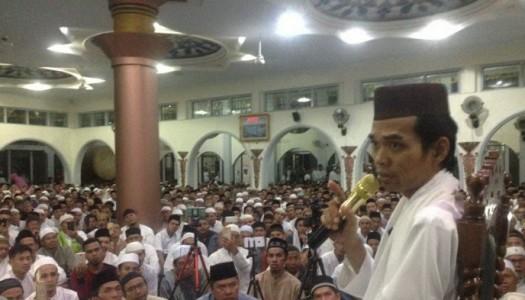 Peringati Maulid Nabi, DMI Babel Hadirkan Ustaz Abdul Somad