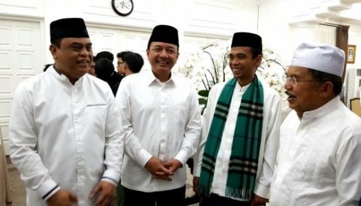 Wapres Kalla: Boleh Ceramah Politik di Masjid Asal Tidak Berkampanye