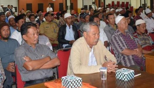 DMI-Pemkab Kubu Raya Selenggarakan Sosialisasi Penataan Akustik Masjid