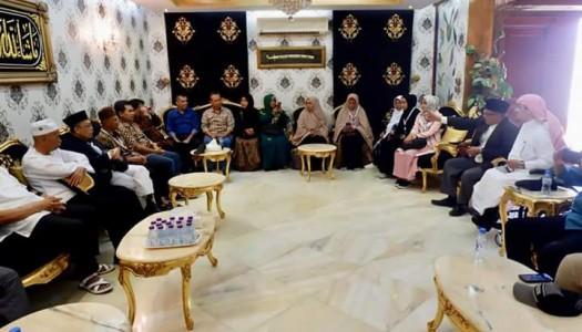 Video Pertemuan PP DMI dengan Syaikh Khalid al-Hamudi