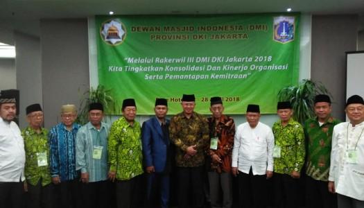 DMI bertekad Tegakkan Kedaulatan Rakyat Melalui Masjid