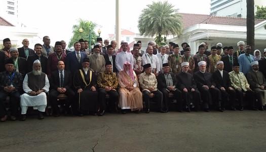 Indonesia Gelorakan Konsep Wasathiyyah Islam ke Seluruh Dunia