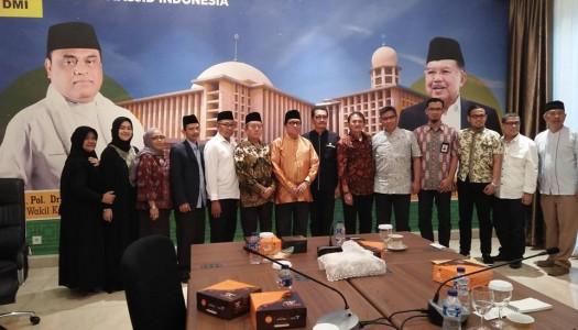 DMI-IAI Realisasikan Pedoman Perancangan Masjid