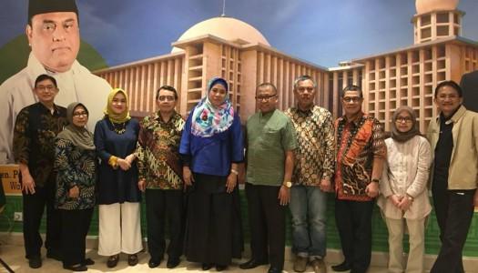 DMI-IAI Rancang Bangunan Masjid Tahan Gempa di Lombok