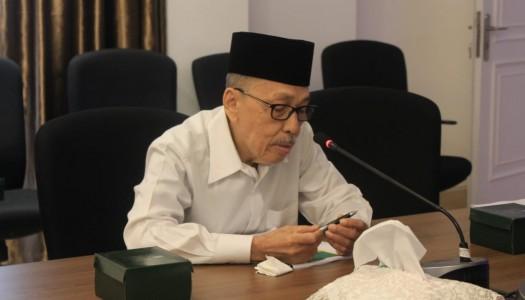 Kiai Ahmad Bagja Sambut Baik Buku Masjid Ramah Pemuda
