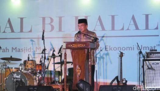 Halal-bi-Halal, DMI Hadirkan Chairul Tanjung Hingga Nissa Sabyan