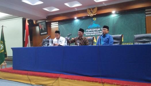 DMI: Remaja Masjid Hanya Takut Kepada Allah SWT