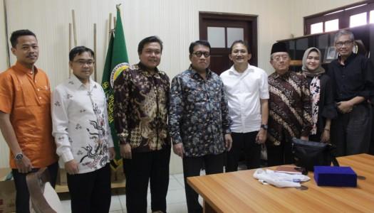 DMI-PKPU Tandatangani Kerjasama Program Pembangunan Masjid