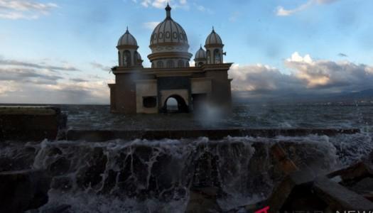 DMI Palu: 40 Persen Masjid di Palu Alami Kerusakan