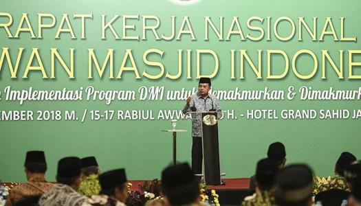 Video: Wapres Jusuf Kalla Tutup Rakenas I DMI