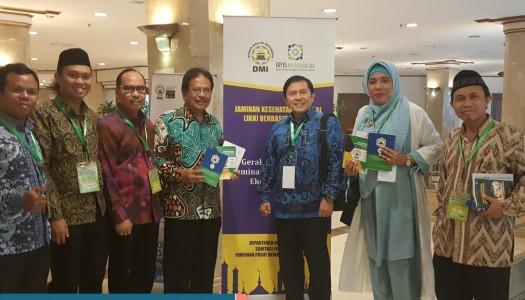 DMI Berkomitmen Tingkatkan Kualitas Kesehatan Masyarakat Berbasis Masjid