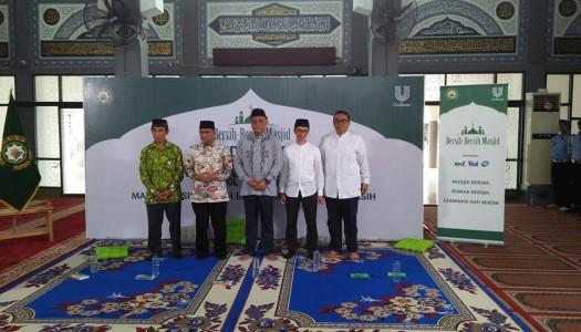 Video: Peresmian Kegiatan Bersih-Bersih 2.130 Masjid Secara Serentak