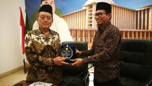 PRIMA DMI Bertekad Wujudkan 10.000 Kader Remaja Masjid