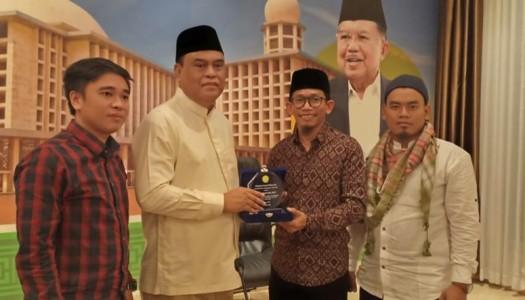 Tutup Raker PRIMA DMI, H. Syafruddin: Jadilah Muharrik Masjid
