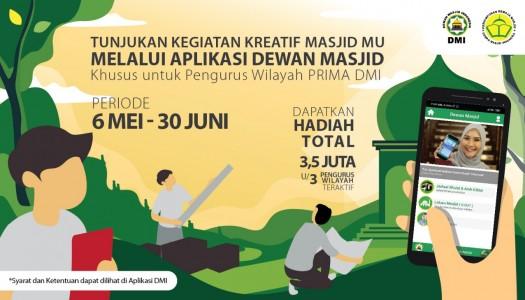 Kegiatan Kreatif Masjid Edisi Ramadhan