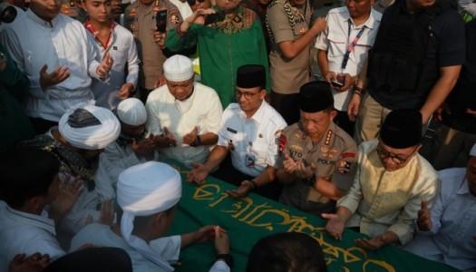 Innalillahi, Ustadz Muhammad Arifin Ilham Wafat
