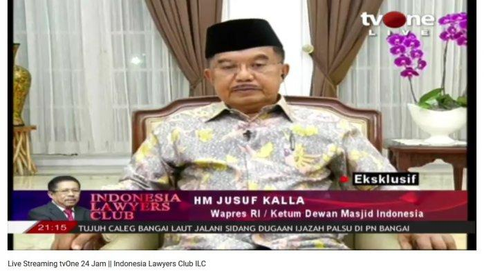 Sumber:  TV One