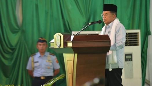 Wapres Kalla: Indonesia Bantu Pembangunan Masjid di Marawi, FIlipina