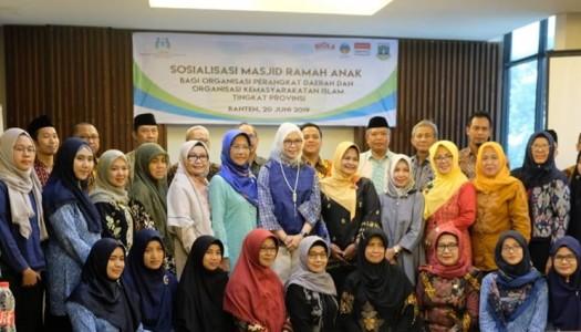 DMI Tetapkan 5 Percontohan MRA di Banten