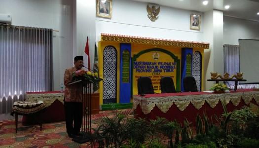 Alhamdulillah, KH. Muhammad Roziqi Ketua PW DMI Jatim 2019-2024