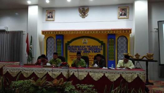 DMI: Wujudkan Profesionalisme Berbasis Masjid